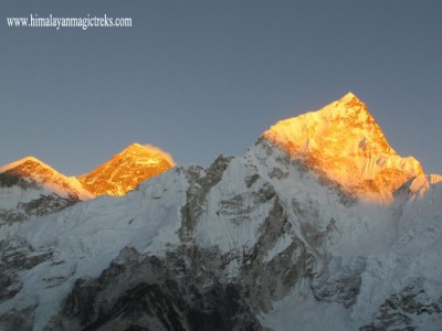 Mt Everest 8848m - Trekking in Nepal