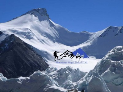Naya Kanga Peak climbing in Everest region