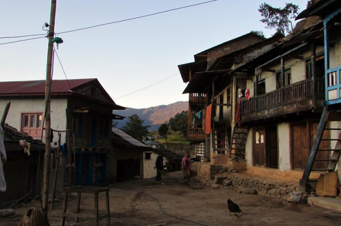 Basa village - Homestay in Nepal